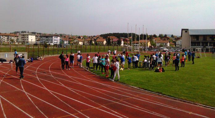 Danas pojedinačno Prvenstvo BiH u atletici za mlađe juniore