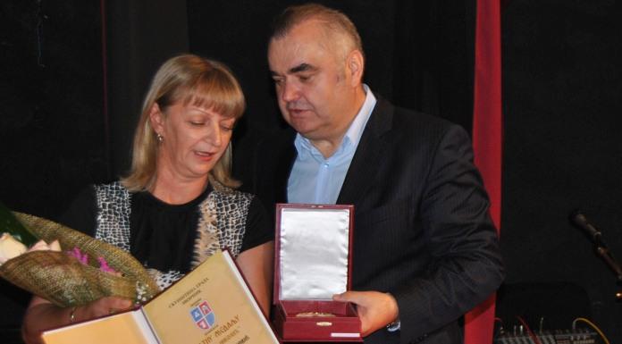 Stevanović uručio priznanja grada