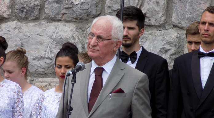 Bećković: Spomenik braći Sokolović - spomenik duši srpskog naroda