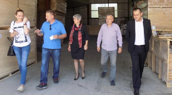 O mogućnostima saradnje regije Birač sa bugarskim partnerima