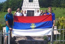 Amputirci krenuli biciklima ka manastiru Ostrog