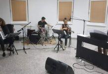 """Ansambl """"Eudiates trio"""" i Dario Kos pobrali ovacije za tango i filmsku muziku"""