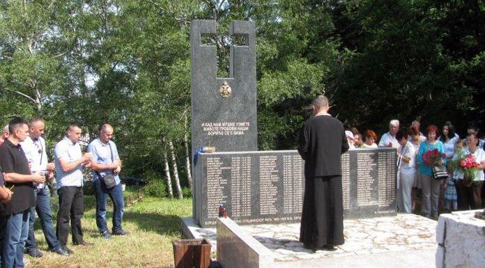 Služen parastos za 99 poginulih srpskih branilaca