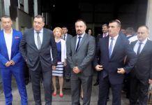 """Dodik posjetio preduzeće """"Alpro"""""""