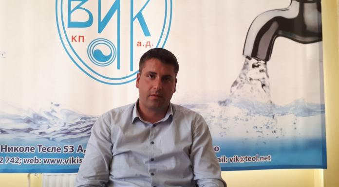 Katić: Istočna Ilidža ne može zadovoljiti sopstvene potrebe za vodom