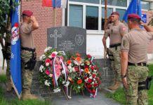 Obilježeno 26 godina od formiranja 8. odreda Specijalne brigade policije