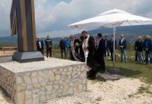 U Vidrićima služen pomen poginulim srpskim i ruskim borcima