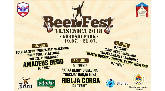 """Počinje """"Bir fest"""" - nastupaju """"Riblja čorba"""" i """"Amadeus bend"""""""