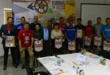"""""""Fudbal frends"""" - Poruka nade u ljepšu budućnost"""