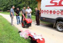 Isoporučena poljoprivredna oprema za žrtve mina