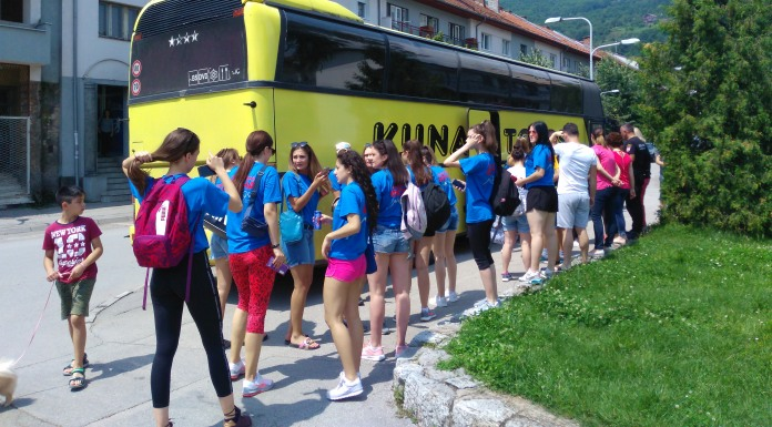 Na Međuopštinske omladinske sportske igre otputovalo 26 sportista