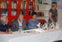 Promovisana knjiga o jednom od najstarijih živih srpskih književnika