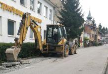 Počela sanacija ulice