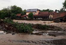 Hoča se izlila iz korita, poplavljeno oko 25 objekata