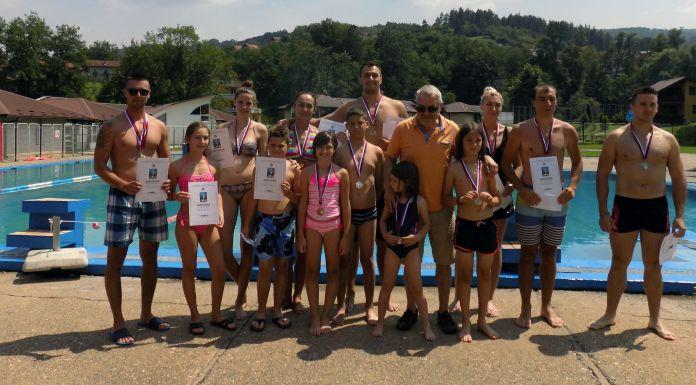 Održan plivački miting