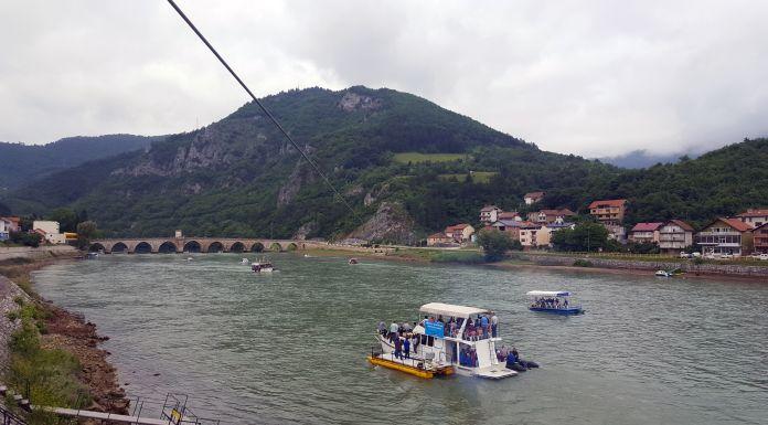 Krenula Višegradska regata