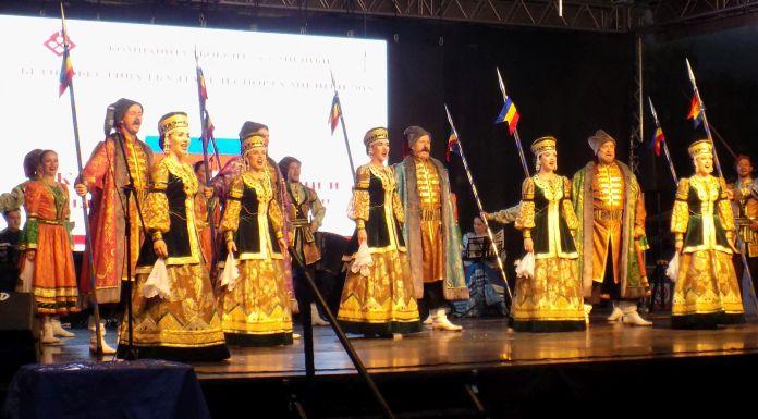 Pobjednici folklorni ansambli iz Grčke i Rumunije