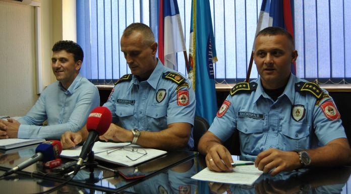 Abazović: Od početka godine 357 ilegalnih migranata