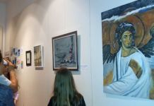 Otvorena izložba troje mladih fočanskih umjetnika