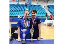 Markovićevoj dvije bronze na Balkanskom prvenstvu
