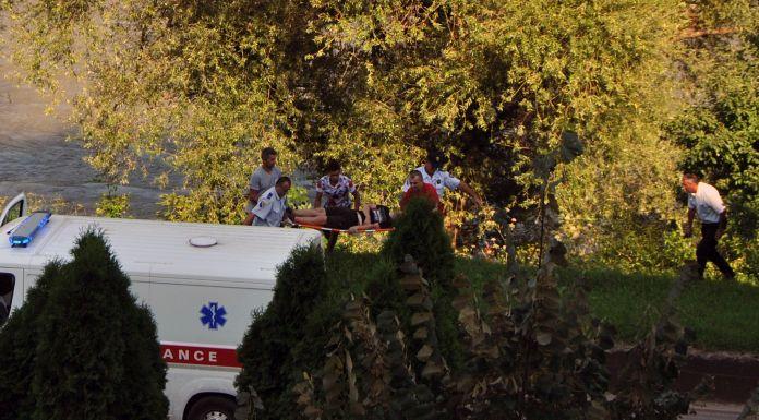Spašen migrant od utapanja u Drini
