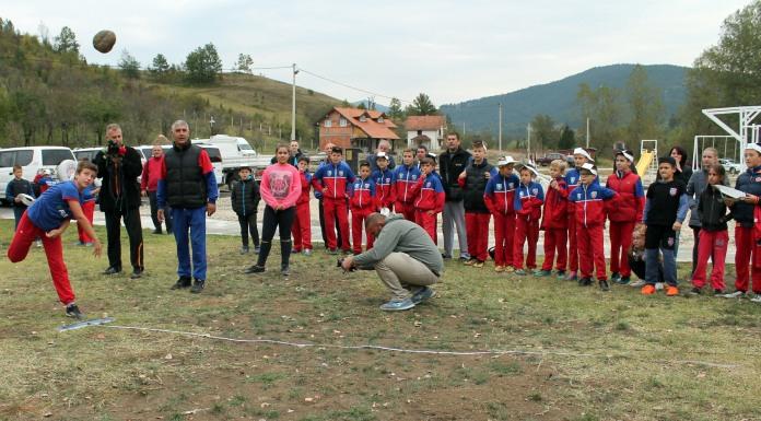 Održane Male sokolske igre