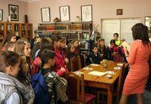 Osnovci posjetili biblioteku i Gradsku galeriju