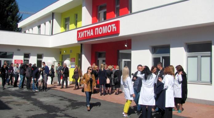 Otvoren novoizgrađeni dio Doma zdravlja vrijedan oko milion KM