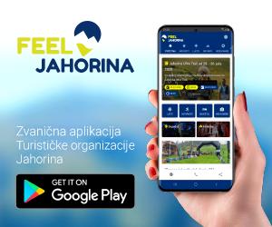 Feel Jahorina banner